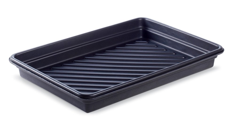 New Pig Oil Leak Drip Pan - Protect Garage Floor and Driveway - The Ultimate Catch-All Pan for The Shop or Garage