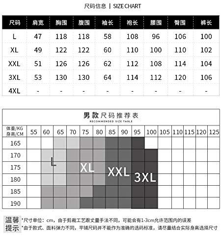 Xxl180 Cotone 85 Uomo Autunno In Accappatoio Robe 85 Xxl180 E 185cm Pigiama 90kg 185cm 90kg Bathrobex Kimono Spesso Trapuntato Lungo Inverno BwqTEA