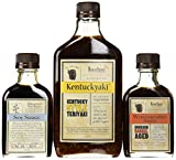 Bundle of 3 - Bourbon Barrel Sauces - Bluegrass Soy Sauce, Aged Worcestershire Sauce and Kentuckyaki