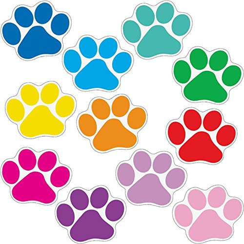 Really Good Stuff 161142 Student Name Pawprint -