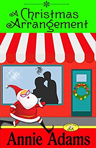 book cover of A Christmas Arrangement