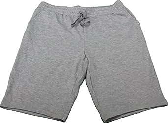 Ellen Tracy Ladies Size Small Athletic Elastic Waistband Shorts, Gray