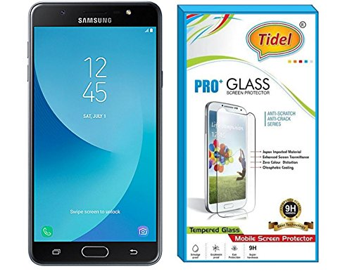 Tidel Tempered Glass, Series 2.5D Full Screen Guard for Samsung Galaxy J7 PRO Screen guards