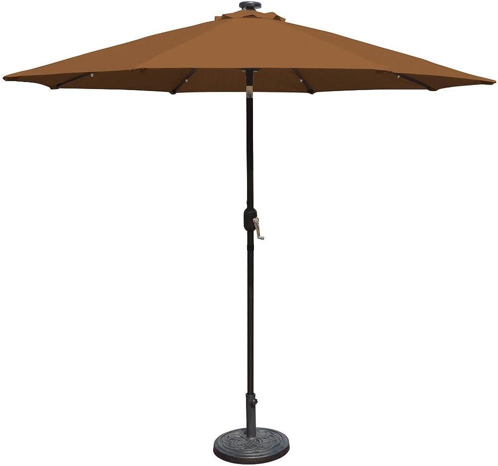 Island Umbrella Octagonal Market Umbrella