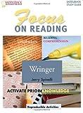 Wringer Reading Guide, Marshall K. Hall, 159905129X