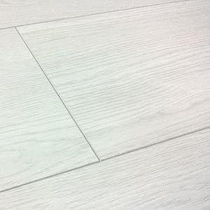 Chene oristano oak white laminate flooring 8mm v groove 2 for 8mm wood floor underlay
