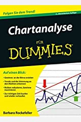 Chartanalyse Fur Dummies (German Edition) Paperback