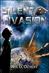 Silent Invasion (The Galactic Warrior Series Book 1)