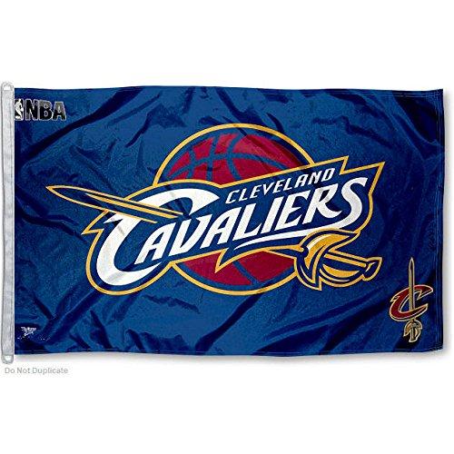 NBA Cleveland Cavaliers WCR41792010 Team Flag, 3' x 5'