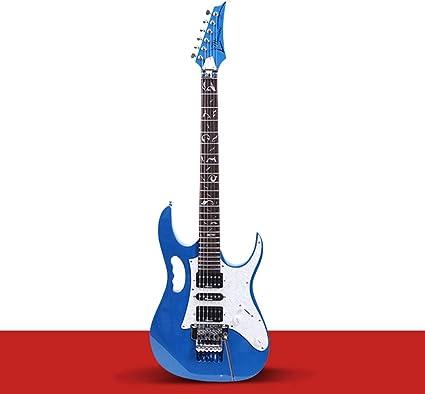 Miiliedy Personalidad Rock Guitarra eléctrica Práctica para ...