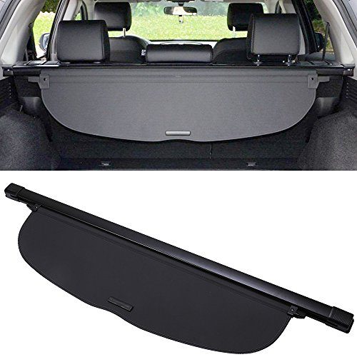 GTP Cargo Cover Fits 2017-2019 Honda CR-V CRV Retractable Tonneau Rear Trunk Security Shade Luggage Shield