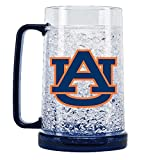 Duck House NCAA Auburn Tigers 16oz Crystal Freezer Mug