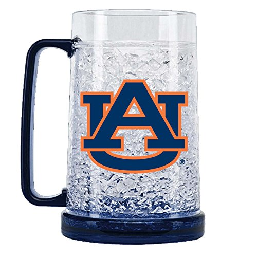 - NCAA Auburn Tigers 16oz Crystal Freezer Mug