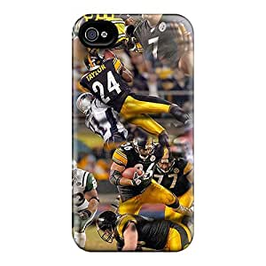 Iphone High Quality Tpu Cases/ Pittsburgh Steelers MpJ46FbnF Cases Covers For Iphone 6