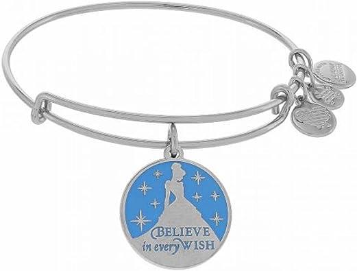 Princess Jasmine Charm For Bracelets Silver Plated