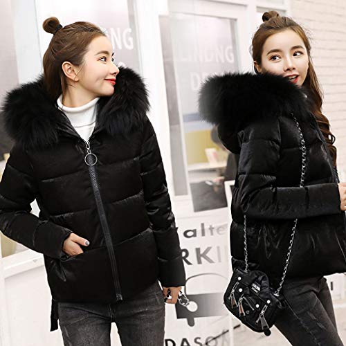 En Chemisiers Fashion Version Manteau Ample Coton Coréenne HivercolorBlackSize Nouvelle Sauvage Duvet Du Veste XlBlack Matelassé 0wOPN8nXk