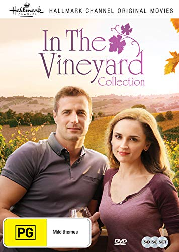 In The Vineyard - 3 Film Collection (Autumn in the Vineyard/Summer in the Vineyard/Valentine in the - Collection Vineyard