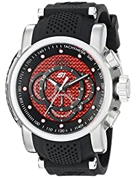 Invicta Men's 19319 S1 Rally Analog Display Quartz Black Watch