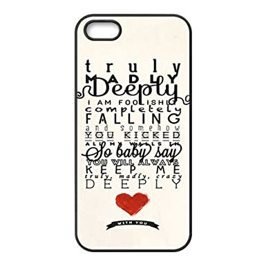 truly madly deeply one direction