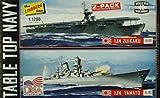 ijn yamato model - Lindberg 1:1200 IJN Zuikaku Yamato Table Top Way Plastic Model Kit #HL424/12
