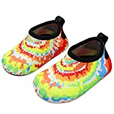 L-RUN Baby Crawling Shoes Non Slip Infant Slippers
