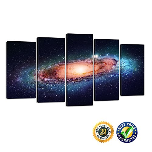 Creative Art- Modern Giclee Canvas Print Artwork Universe 5