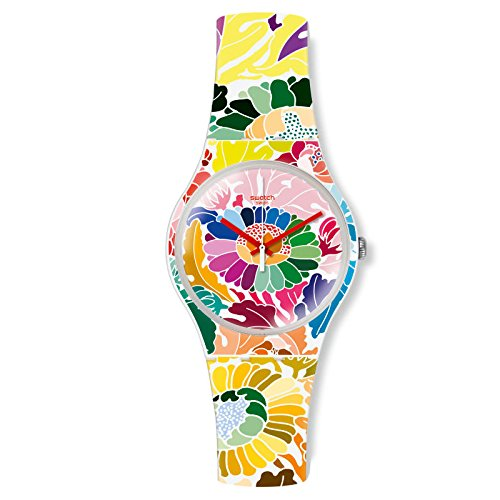 Swatch Womens SUOW126 Multicolor Silicone product image