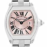 Cartier Roadster quartz womens Watch W62017V3 (Certified Pre-owned)