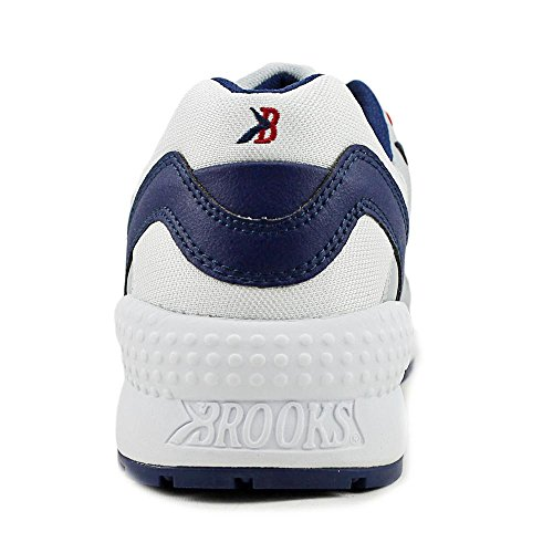 Brooks Mojo Men US 9.5 White Sneakers ZuC3Axw