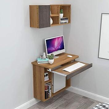 Escritorio para computadora montado en la Pared Dormitorio Sala ...