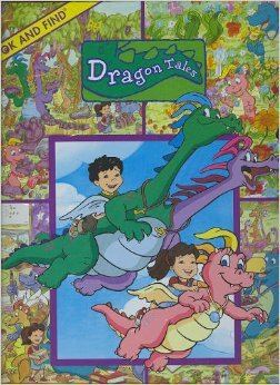 Look and Find Dragon Tales (Look & Find Books)