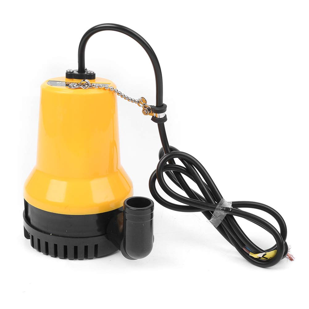 GZYF 12V Submersible Water Pump Dirty Water Pump -up to 6000L/H