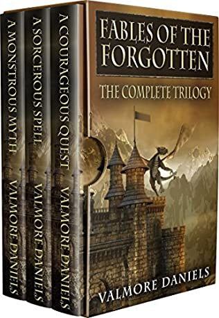 book cover of Fables Of The Forgotten