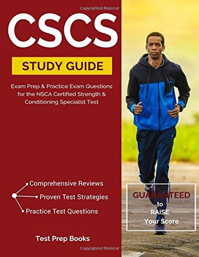 How to Prepare for the CSCS Exam - nsca.com