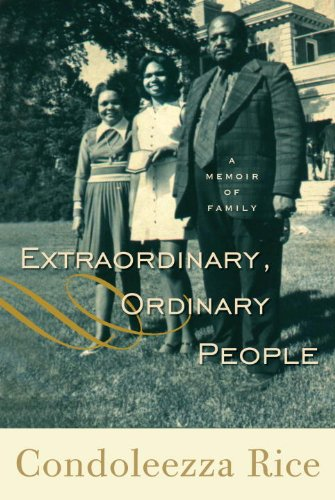 - Extraordinary, Ordinary People: A Memoir of Family
