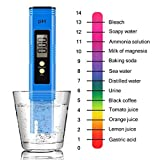 JIDIMI Water Quality Test Meter TDS PH 2 in 1 Set