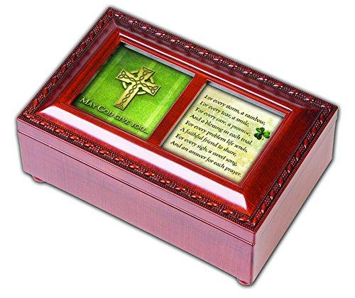 Celtic Woodgrain Musical Jewelry Amazing product image