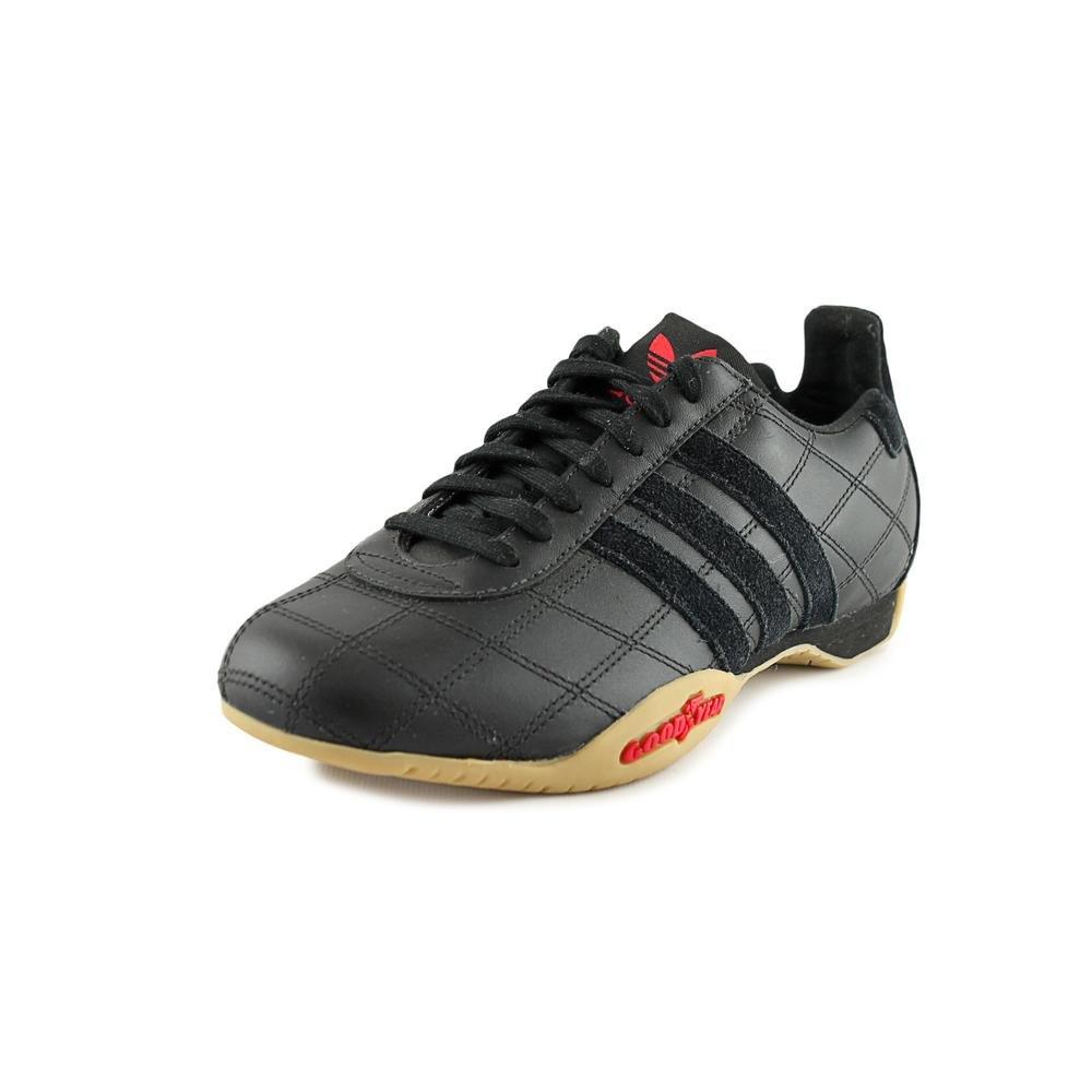 : Adidas Tuscany Youth Boys Size 5.5 Black Leather