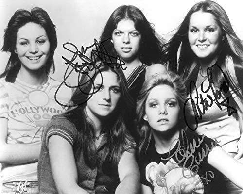 "Joan Jett, Cherie Currie & Lita Ford""The Runaways"" SIGNED 8x10 Photo ACOA"