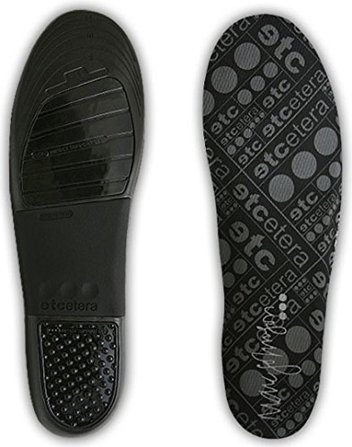 Etcetera Marc Johnson Insole [Black]