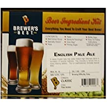 English Pale Ale Homebrew Beer Ingredient Kit by Brewer's Best