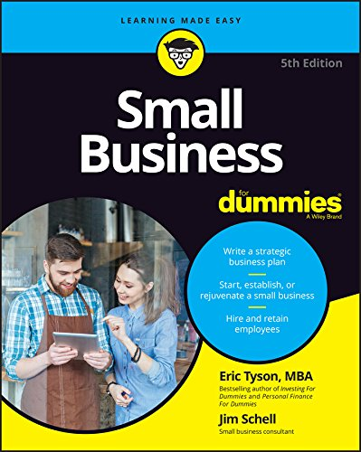 Top starting a small business for dummies for 2019