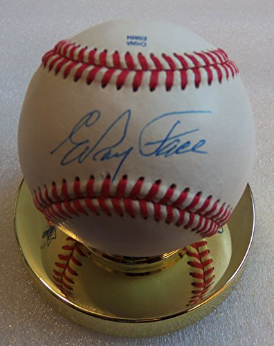 Elroy Face Signed Autographed Official Ripken League Baseball - COA Matching Holograms (Elroy Face)