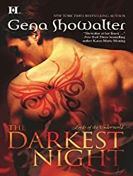 The Darkest Night (Lords of the Underworld series Book 1)