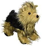 Melissa & Doug Giant Yorkshire Terrier - Lifelike Stuffed Animal Dog