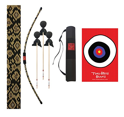 Two Bros Bows Python Archery Combo -