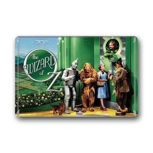 Wizard Of Oz Door - LFTRIS Shirt Home Customized Doormatt - The Wizard oz Doormat Washable Indoor/Outdoor Floor Mat Door Mat