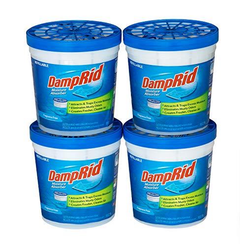DampRid Fragrance Free Refillable