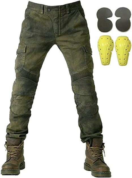 Pantalones Moto Jeans