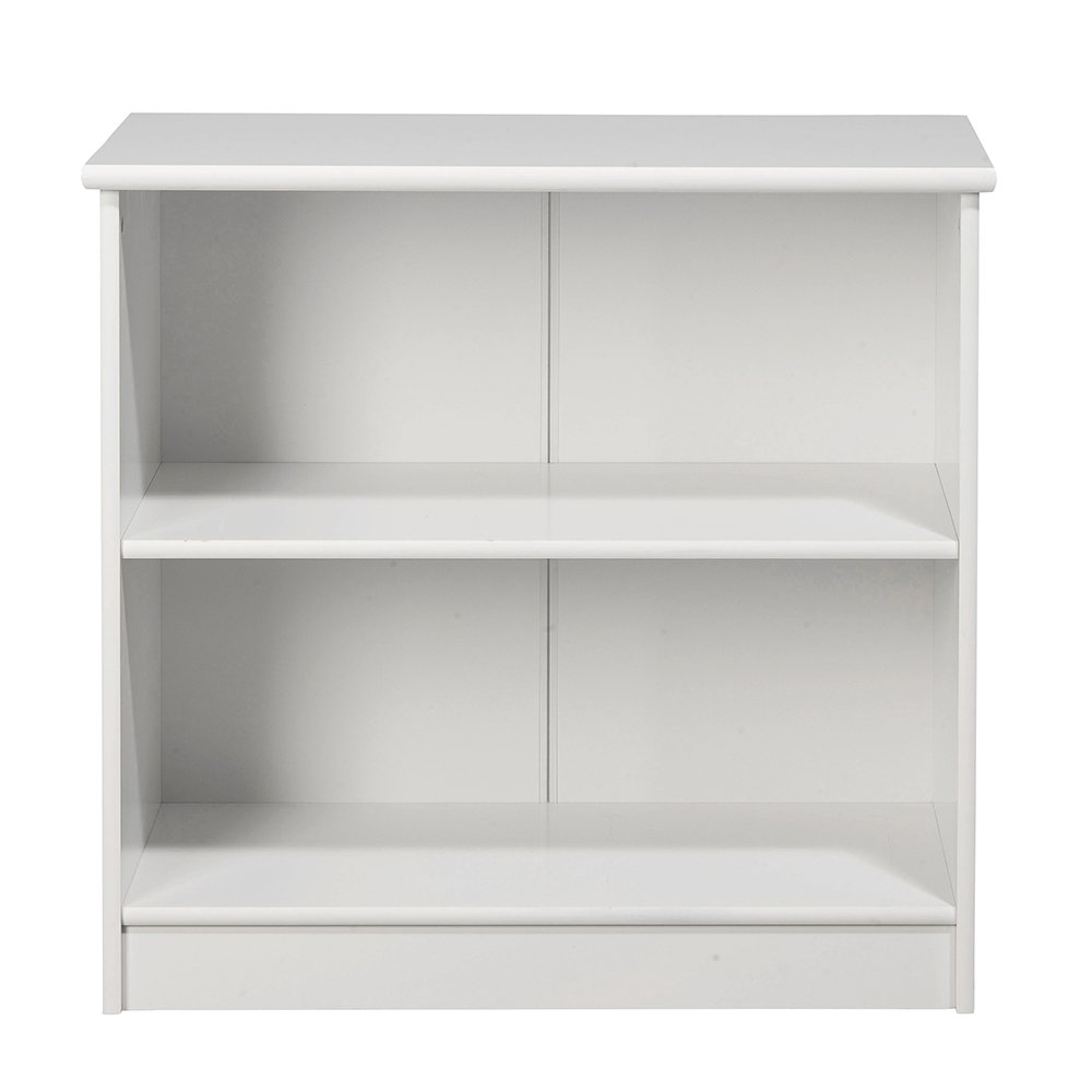 Furniture To Go Kids World Kids Low Bookcase, 73 x 75 x 39 cm, White NJA Furniture 1500401
